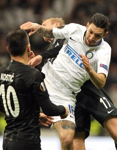 Eintracht Frankfurt 0-0 Inter / Maç Özeti