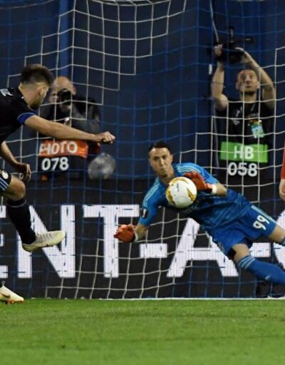 Dinamo Zagreb 1-0 Benfica / Maç Özeti