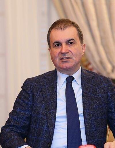 AK Parti Sözcüsü Ömer Çelik: Utanmadan, sıkılmadan ahlak dışı bir iftirada bulundu