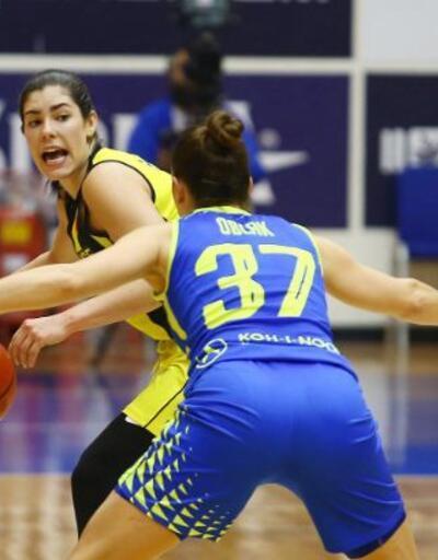 Fenerbahçe çeyrek finalde elendi