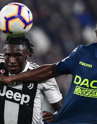 Juventus 4-1 Udinese maç özeti