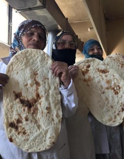 Tandır ekmeği 'yok' satıyor