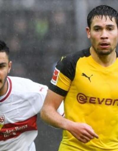 Dortmund 3-1 Stuttgart / Maç Özeti