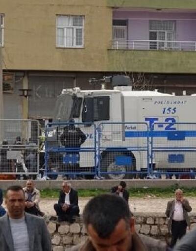 HDP mitinginde eski milletvekilline gözaltı