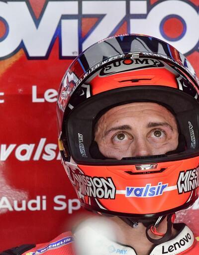 Sezonun ilk yarışı Dovizioso'nun