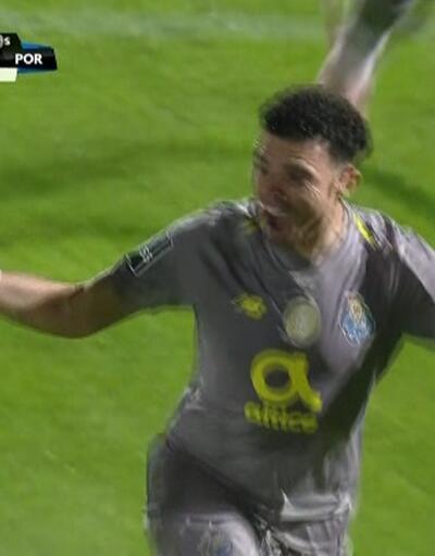 Galibiyet golü Pepe'den