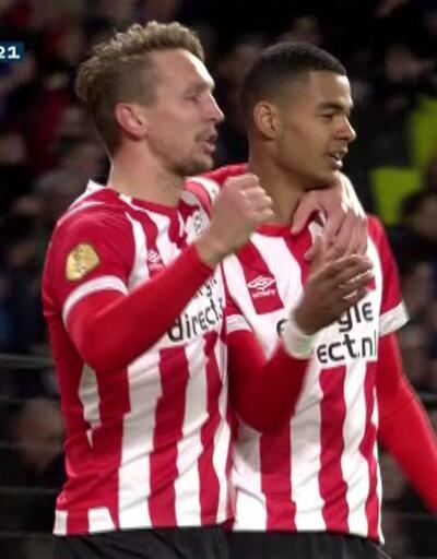 PSV 2-0 NAC Breda / Maç Özeti