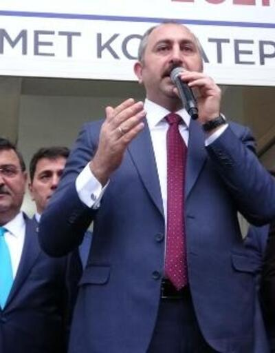 Bakan Gül Artvin'de halka seslendi