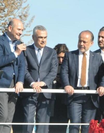 Bakan Soylu: Kılıçdaroğlu'nun adımını zafer naralarıyla attırmayın, buraya Truva atı olarak geliyor (2)