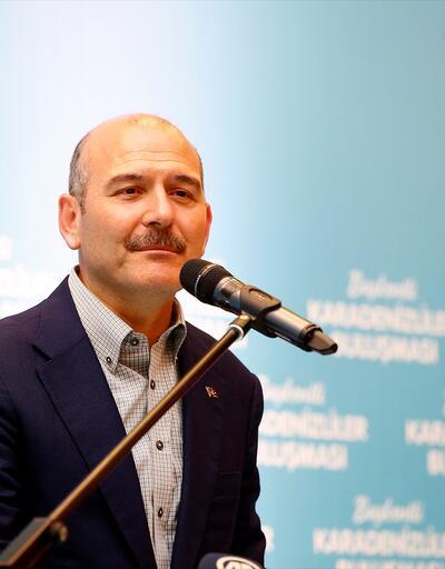 İçişleri Bakanı Soylu: Listelerdeki HDP'lilerin önemli bir bölümü PKK iltisaklı
