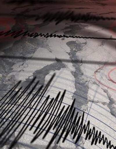 Hawaii'de 5,5 büyüklüğünde deprem