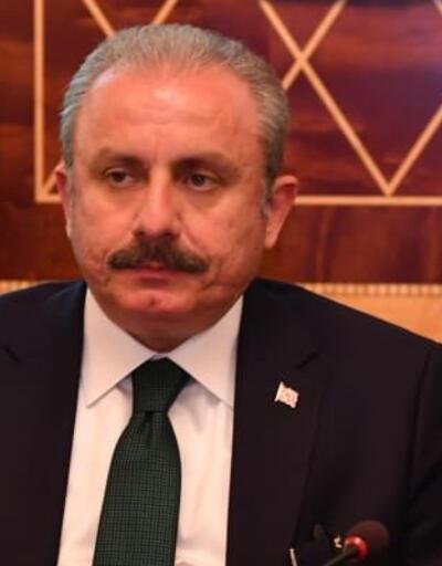 Son dakika... TBMM Başkanı Şentop'tan AP'nin Türkiye raporuna tepki