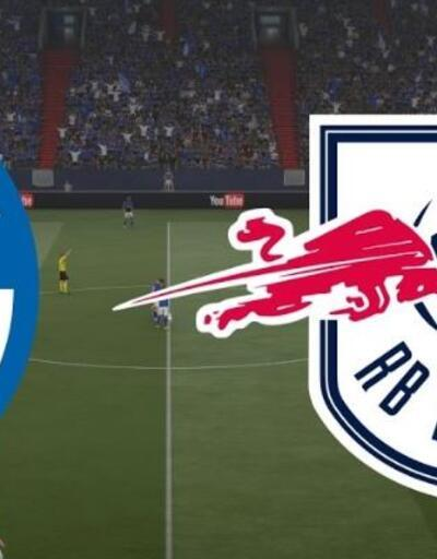 Schalke 04 - RB Leipzig CANLI