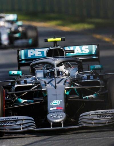 Formula 1'de finişi ilk Bottas geçti