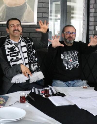 Beşiktaş'ın maç sonuçlarını 17 yıldır defterine not ediyor