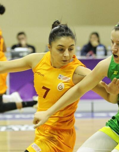 Galatasaray, İstanbul Üniversitesi'ni mağlup etti