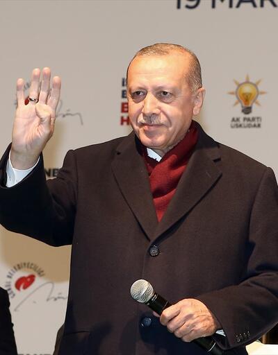 Cumhurbaşkanı Erdoğan'dan takipçisine yanıt: Hiç üzülme ağlama, sen gülümse daima