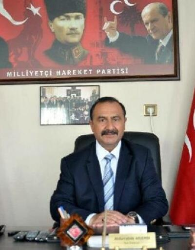 MHP Aliağa İlçe Başkanı, bıçaklı saldırıda yaralandı