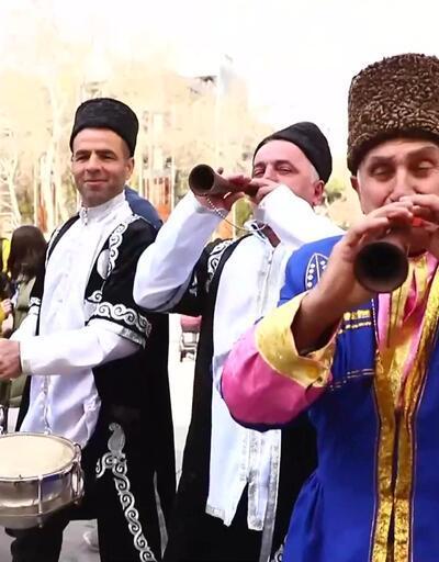 Azerbaycan'da coşkuyla kutlanıyor.