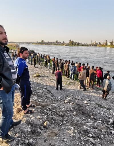 Musul'da feribot faciası: En az 85 ölü