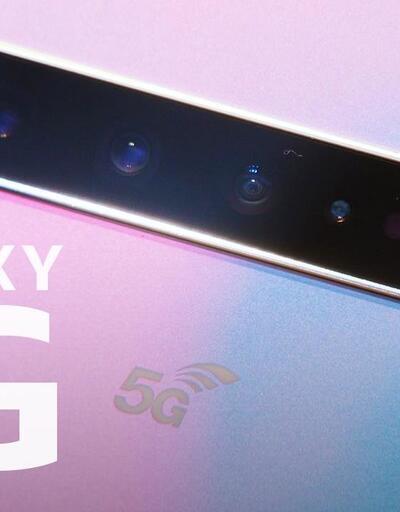 Galaxy S10 5G fiyatı ve çıkış tarihi belli oldu