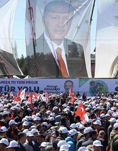 Cumhur İttifakı'nın ikinci ortak mitingi Ankara'da gerçekleşiyor