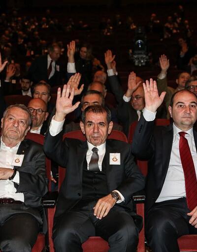 Galatasaray'ın 2019 yılı bütçesi kabul edildi