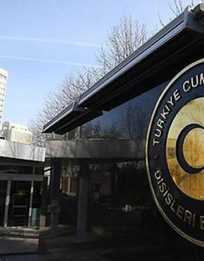 Dışişleri Bakanlığı'ndan Golan tepkisi: Tamamen hükümsüzdür