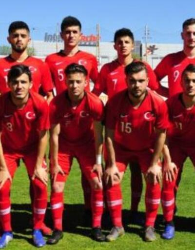 Elit Tur'da Portekiz'e karşı 3-0 kaybettik