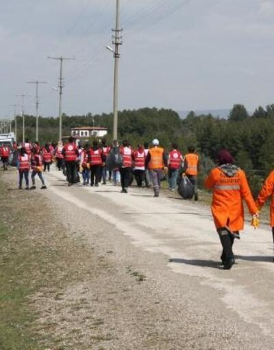 Genç Kızılay gönüllülerinden anlamlı etkinlik
