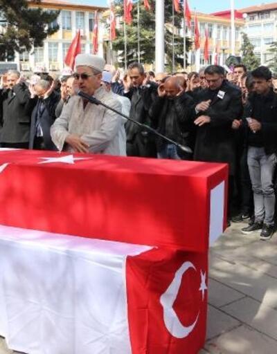 Şehit uzman onbaşı, Tokat'ta son yolculuğa uğurladı