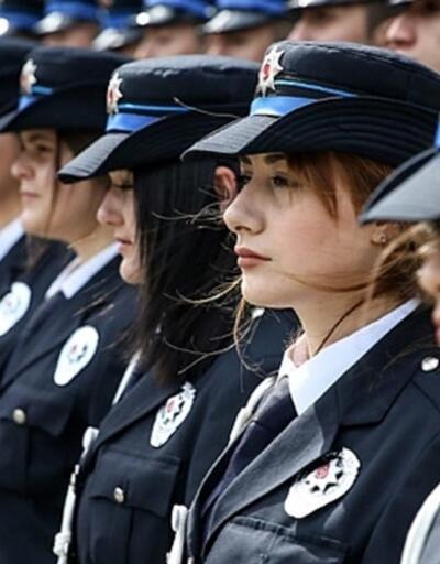 Emniyet açıkladı: 2 bin 500 kadın polis memuru adayı alınacak