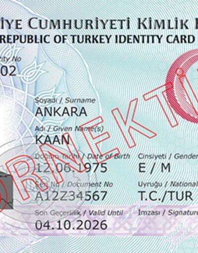 Çipli kimlik kartı sayısı 37 milyona ulaştı
