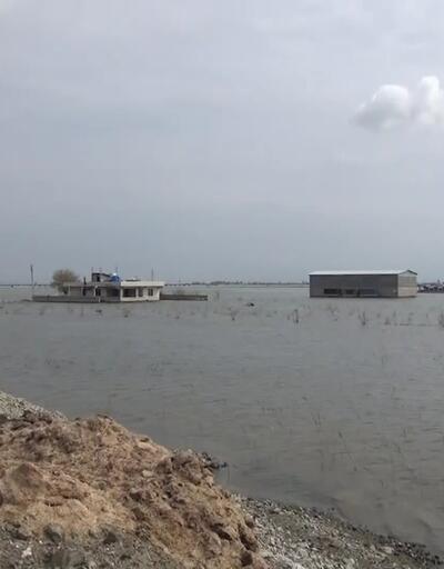 Amik Ovası'nda su çekilmiyor