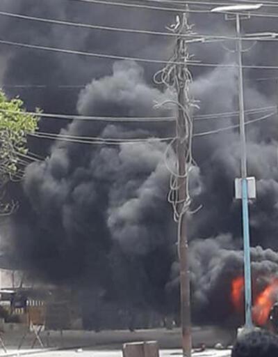 Son dakika... Somali'de bomba yüklü araçla saldırı: 8 ölü
