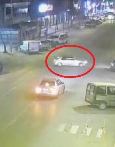 Otomobille drift atan alkollü sürücüye 6 bin lira ceza kesildi