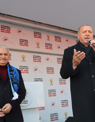 Cumhurbaşkanı Erdoğan'dan nefes kesen miting maratonu