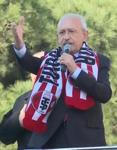 Kılıçdaroğlu Manisa'daydı