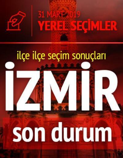 Son dakika... İşte İzmir oy oranları: Anlık seçim sonuçları