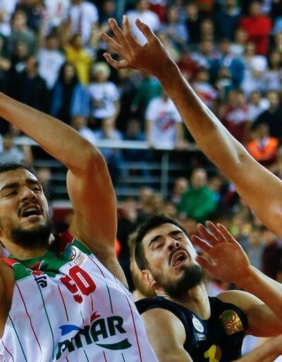 Fenerbahçe Beko İzmir'den galibiyetle döndü