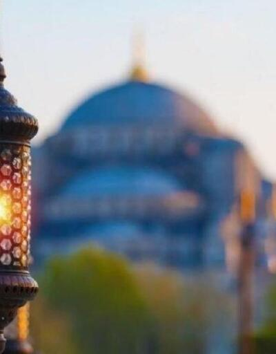 Ramazan ne zaman başlıyor? İşte, 2020 üç aylar başlama tarihi