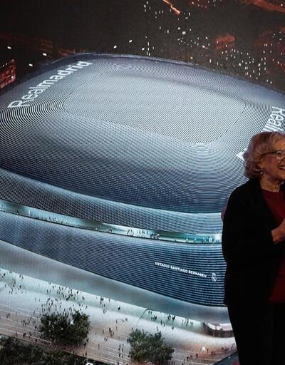 Real Madrid yeni Santiago Bernabeu'nun özelliklerini açıkladı