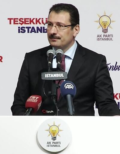 AK Parti Genel Başkan Yardımcısı Yavuz'dan son dakika açıklaması