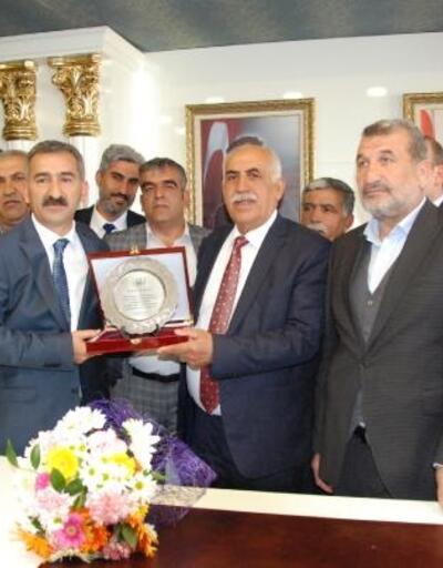 Bala Belediyesi'nde devir teslim töreni yapıldı