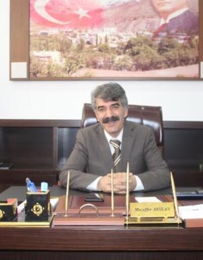 Sason Belediye Başkanı AK Parti'li Arslan göreve başladı