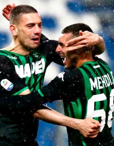 Merih Demiral Serie A kariyerindeki ilk gollerini attı