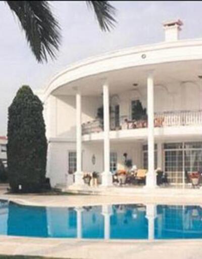 'Medcezir'in çekildiği villa satılıyor