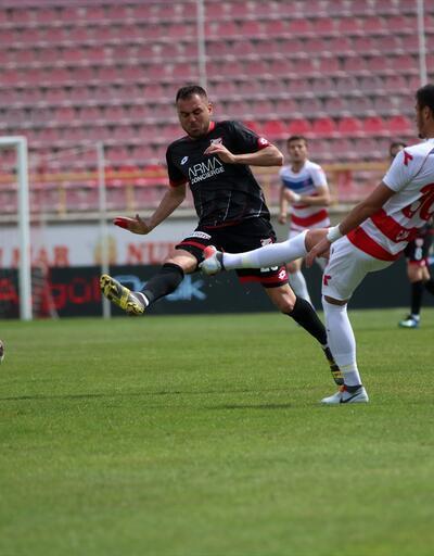 Boluspor 4-0 Karabükspor / Maç Özeti