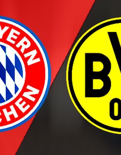 Dortmund Bayern Münih maçı canlı yayınla Kanal D'de!