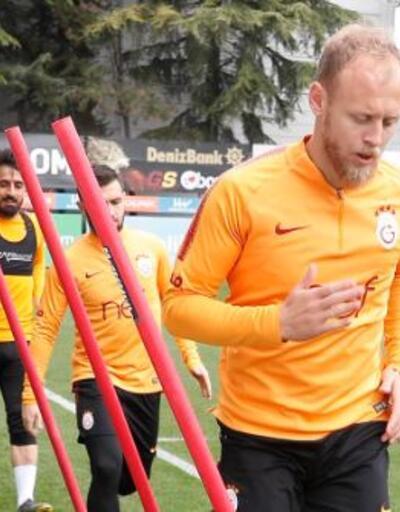 Galatasaray, Fenerbahçe derbisi hazırlıklarına başladı